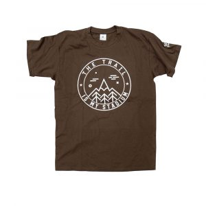The-Trail-Is-My-Stadium-Shirt-Brown-M