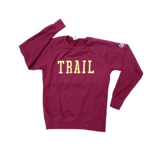 Trail-Sweater-Bordeaux