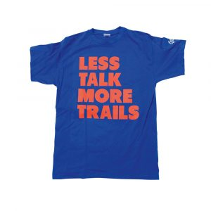 Less-Talk-More-Trails-Shirt-M