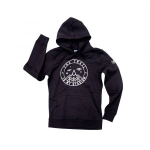 The-Trail-Is-My-Stadium-Hoodie-Blue