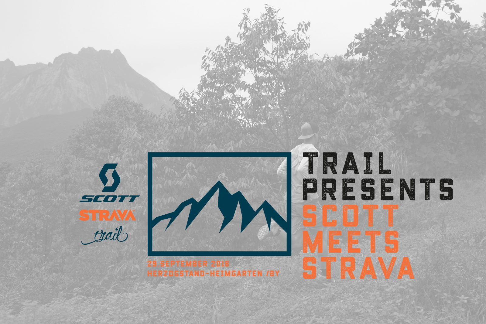 TRAIL meets SCOTT und STRAVA: Neues Event in Garmisch-Partenkirchen
