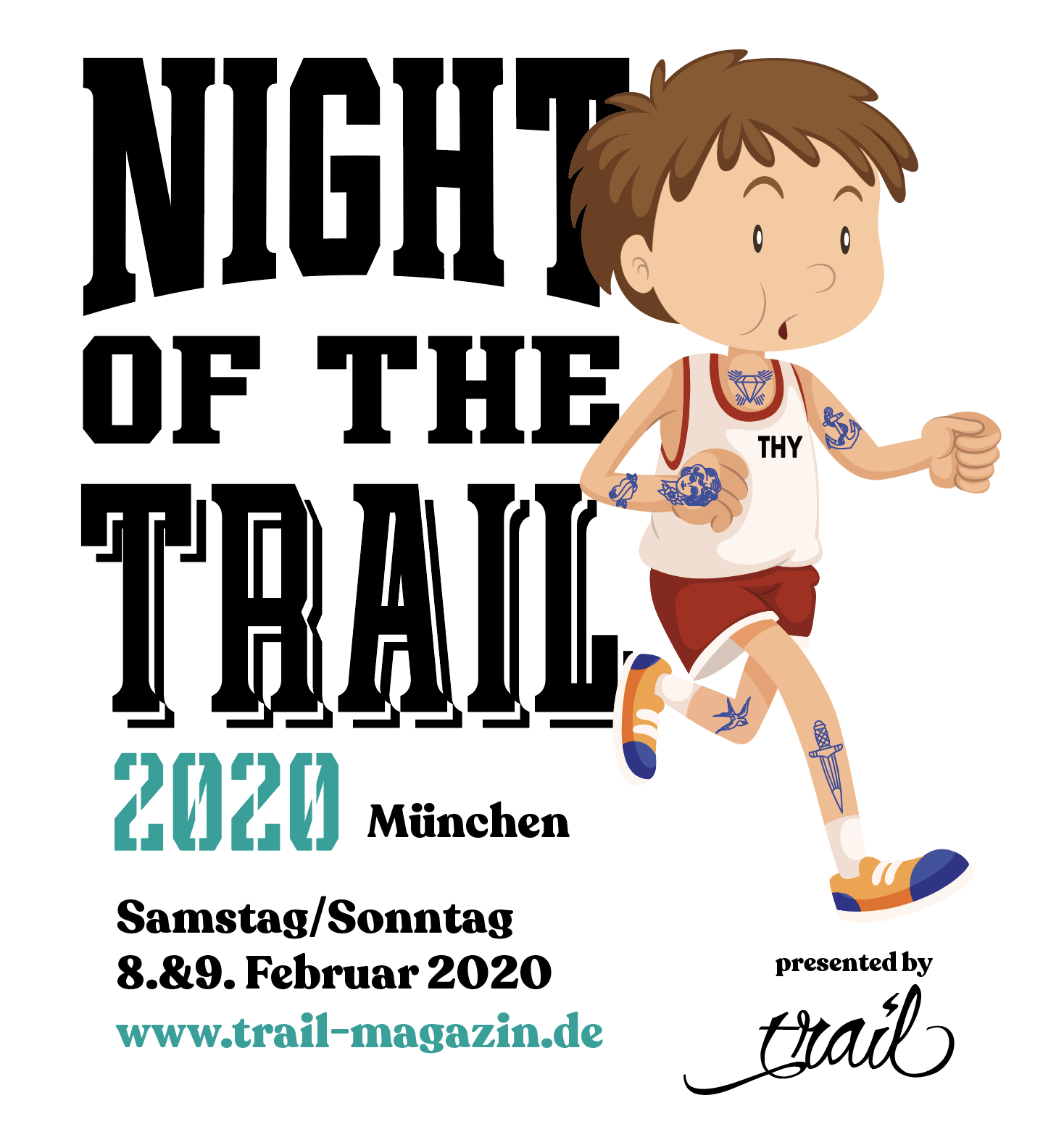 1. NIGHT OF THE TRAIL nahezu ausverkauft!