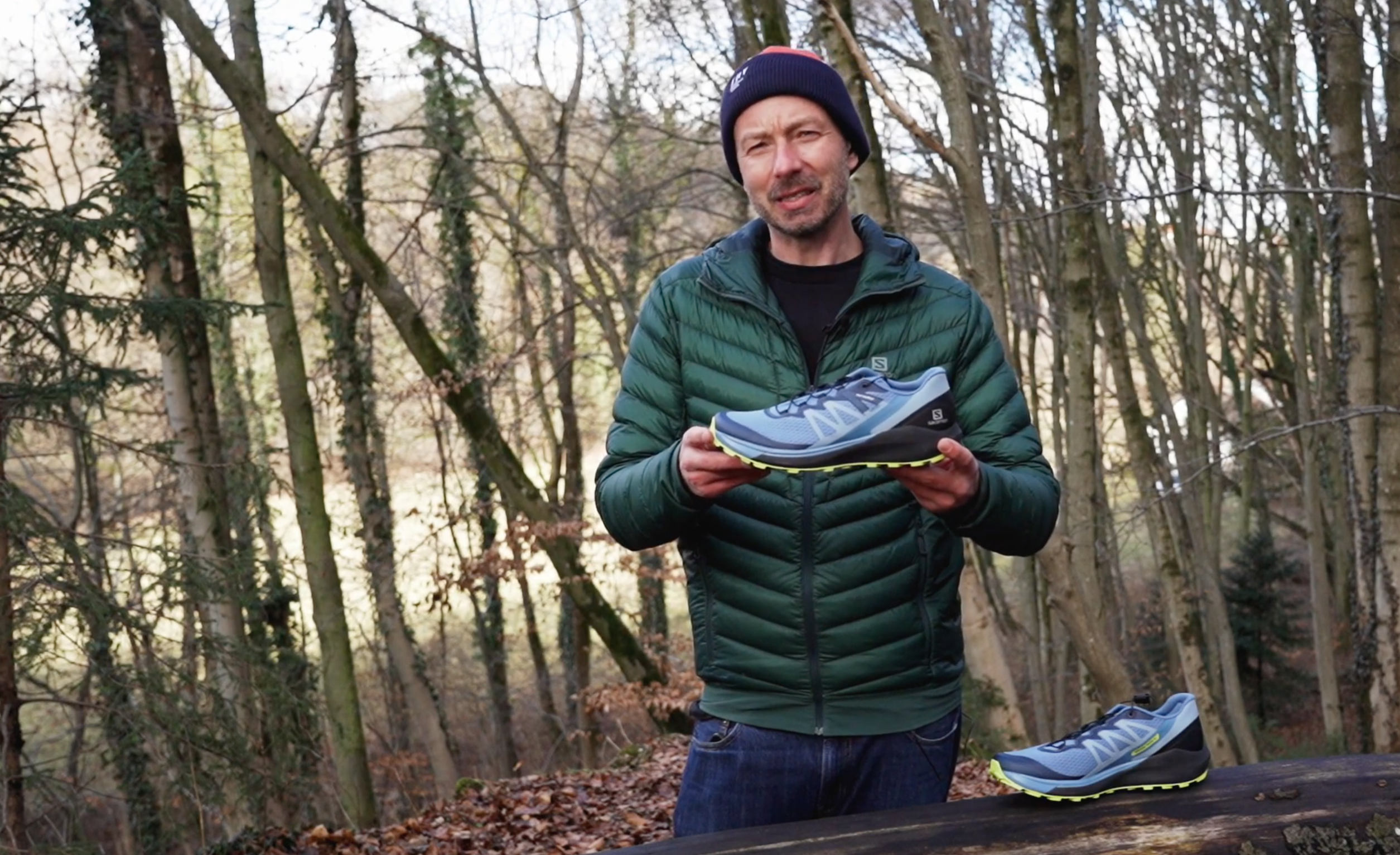 Im Test: Salomon Sense Ride 4